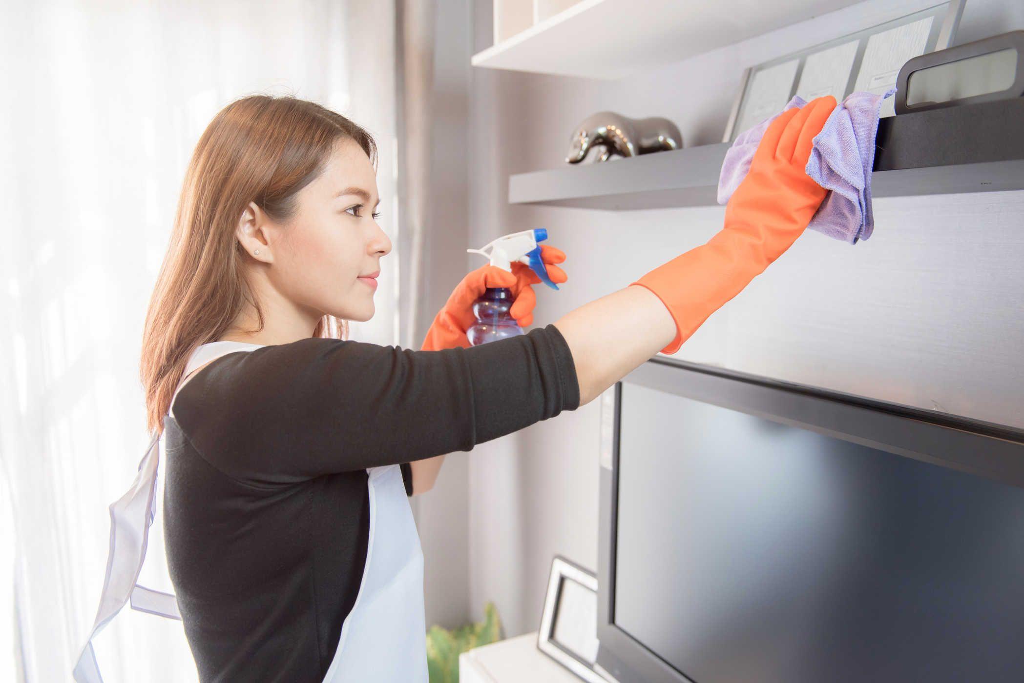 Chăm sóc, vệ sinh nhà cửa