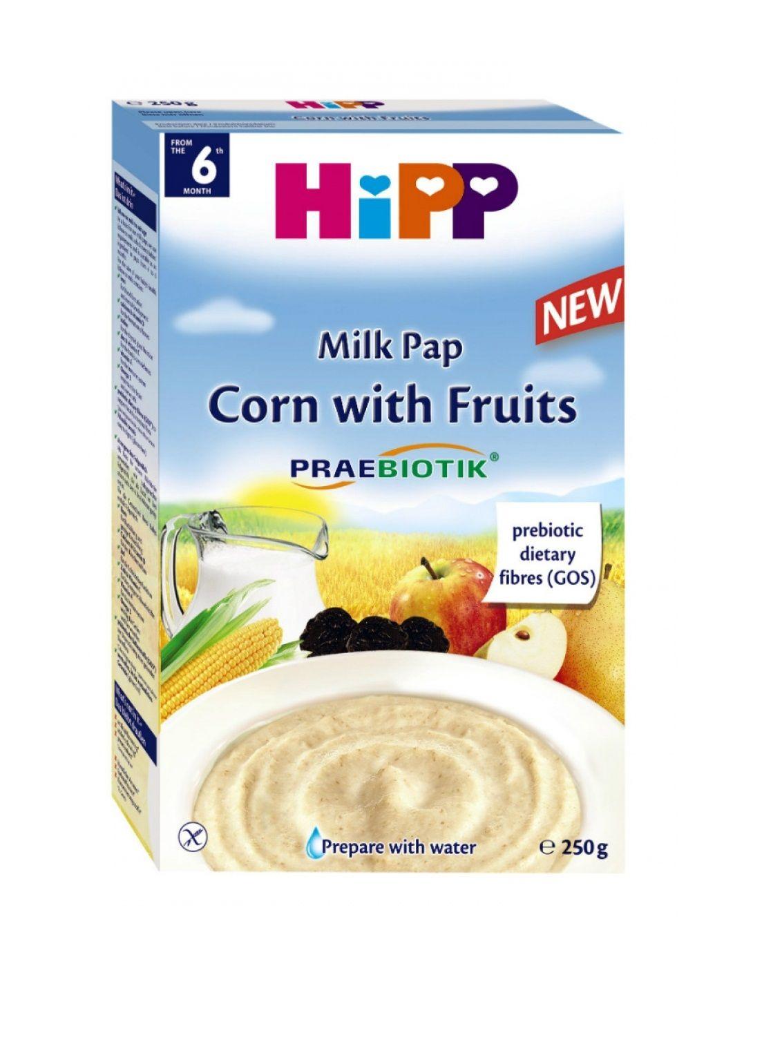 Bột ăn dặm Hipp cho trẻ trên 6 tháng tuổi 5