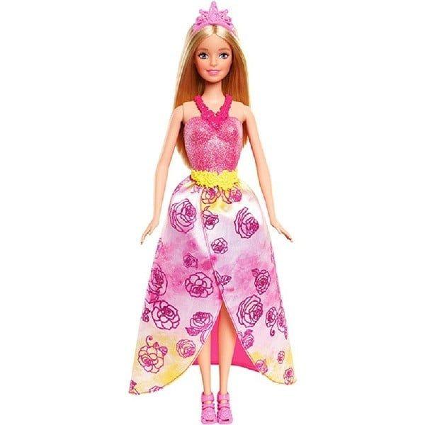 Búp bê barbie công chúa thần tiên CFF24 màu hồng
