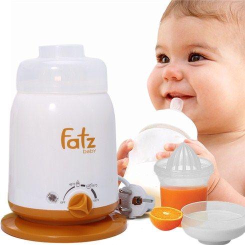Máy hâm sữa 4 chức năng Faztbaby FB3002SL