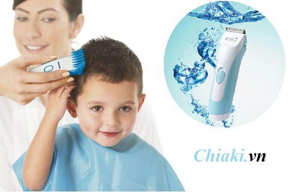 Codos CHC 803 có khả năng cắt tóc ngay cả khi tóc còn ướt