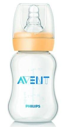 Với bình sữa Avent cổ chuẩn dung tích 120ml