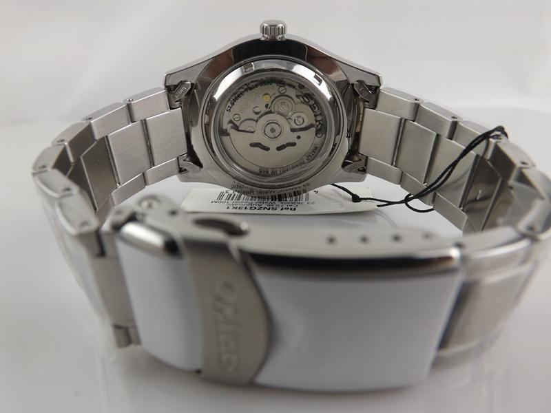 Đồng hồ Seiko SNZG13K1 mới lạ và độc đáo 5