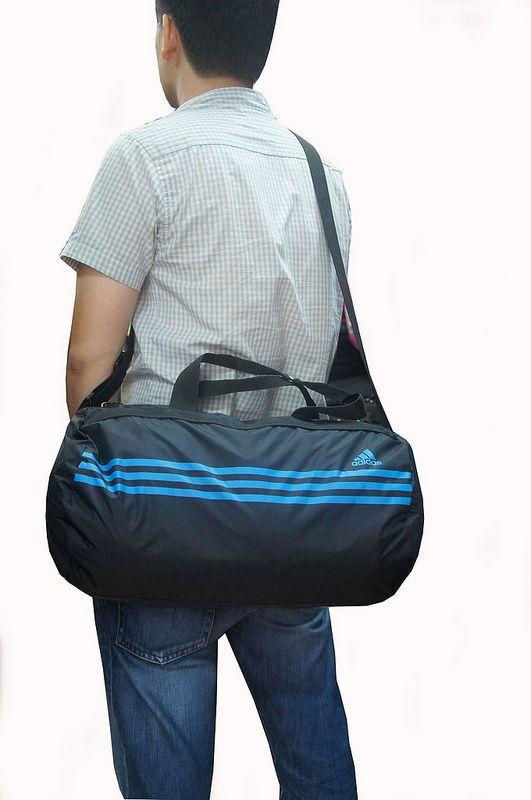 Túi xách du lịch Adidas Duffel siêu gọn nhẹ 2
