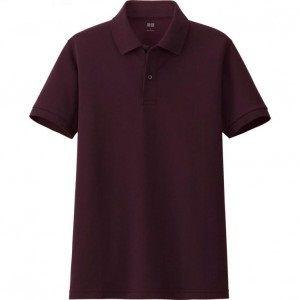 Áo phông Uniqlo Polo nam dáng có cổ  7