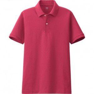 Áo phông Uniqlo Polo nam dáng có cổ  4