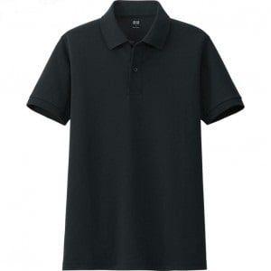 Áo phông Uniqlo Polo nam dáng có cổ  1