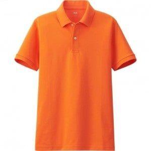 Áo phông Uniqlo Polo nam dáng có cổ  6