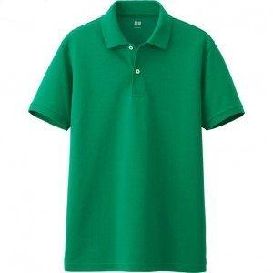 Áo phông Uniqlo Polo nam dáng có cổ  8