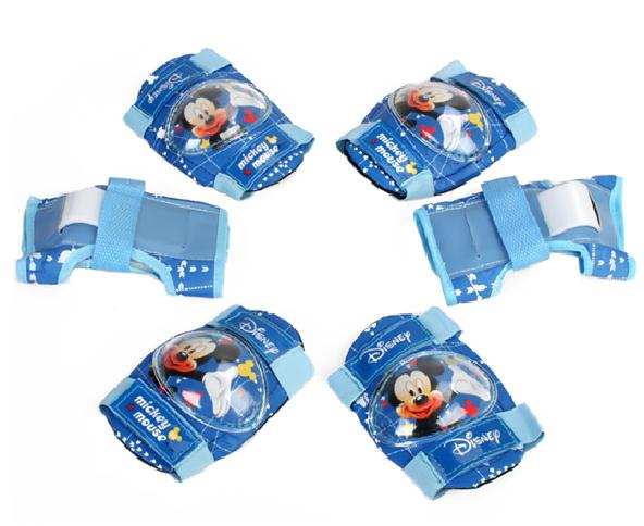 Bộ bảo vệ chân tay cho bé trai Mickey Mouse