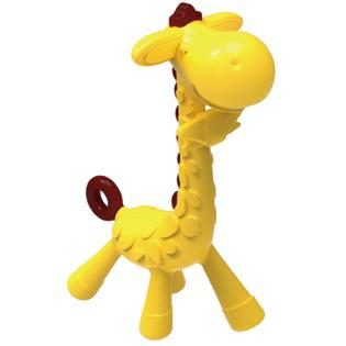 Phần đuôi của hươu cao cổ có thể dùng dây để móc vào xe đẩy hay bất cứ nơi nào như giường cũi