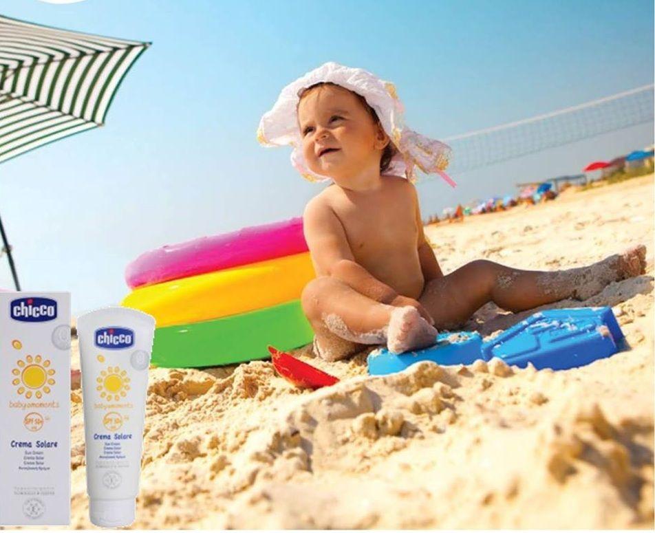 Kem chống nắng cho bé này với công thức dịu nhẹ, an toàn cho làn da mỏng manh của bé