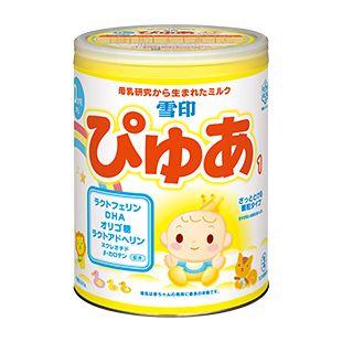 Sữa Snowbaby số 0 (820g) dành cho bé từ 0-9 tháng tuổi
