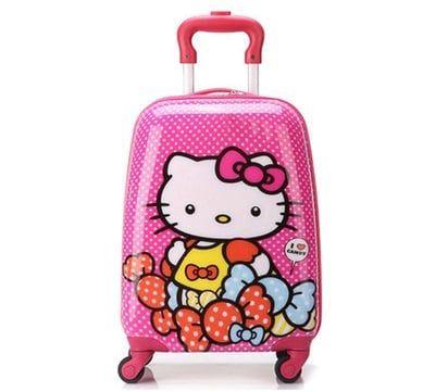 Vali kéo trẻ em Hello Kitty hình chữ nhật 1