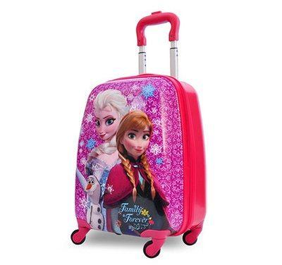 Vali kéo trẻ em Frozen nữ hoàng băng giá 3