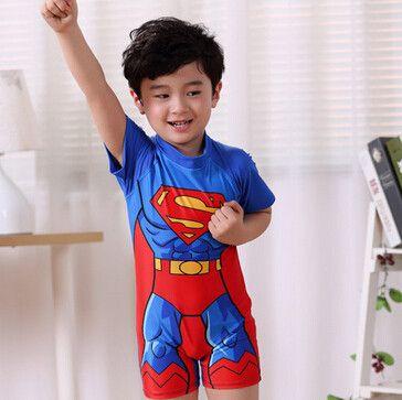 Sản phẩm đồ bơi cho bé trai này được in họa tiết vô cùng sắc nét