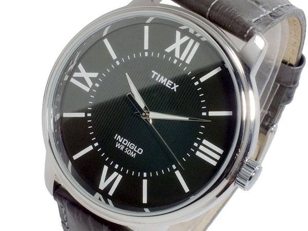 Đồng hồ Timex dây da T2N693 cho nam chính hãng