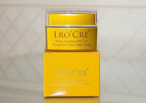 Kem dưỡng trắng da ban ngày Lro'cre dành cho da mặt 2