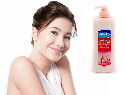 Sữa dưỡng thể Vaseline mang đến 10 lợi ích chăm sóc da trong 1