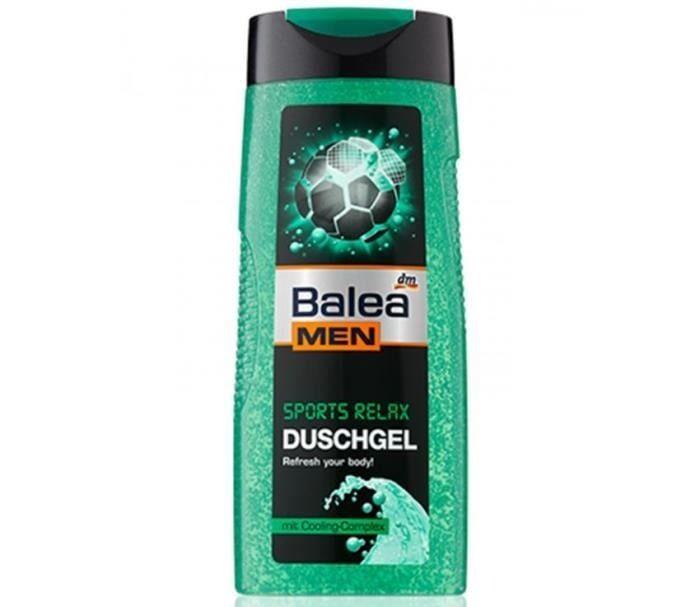 Sữa tắm nam Balea Men 3 trong 1 6