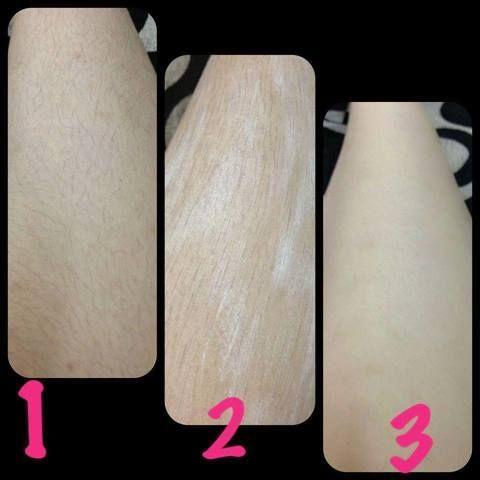 Tinh chất triệt lông Tina Lê giúp triệt lông an toàn, hiệu quả, cho bạn làn da sạch, mịn màng