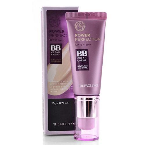 Face it Power Perfection BB cream cho bạn một làn da không tì vết