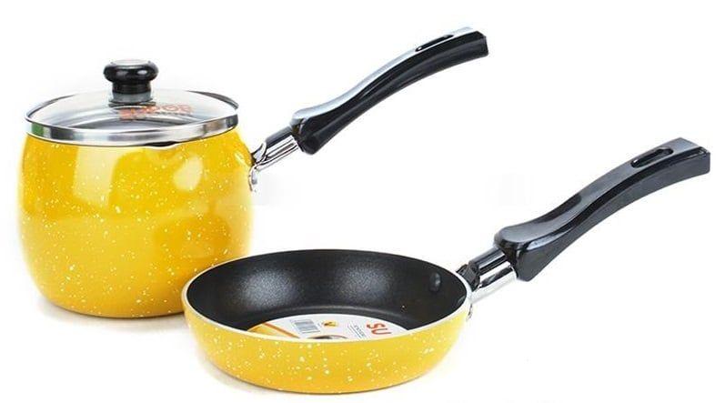 Nồi Supor T0305 màu vàng cốm tươi sáng