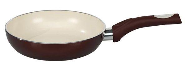 Chảo từ Elo Ceramic luôn an toàn với lớp chống dính, không có bất kì chất có hại nào từ bếp lẫn vào thức ăn ngay cả khi nấu với nhiệt độ cao
