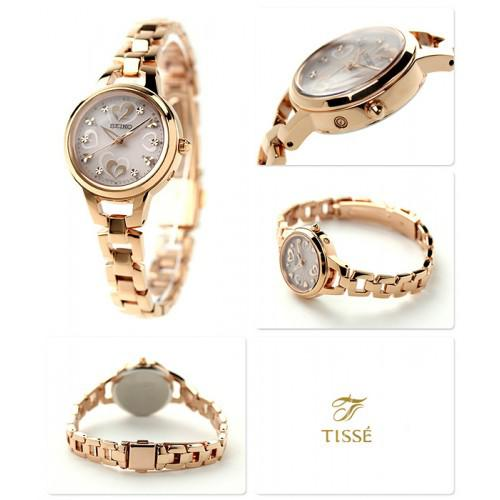 Đồng hồ Seiko nữ SWFH032 thanh lịch và cổ điển 5