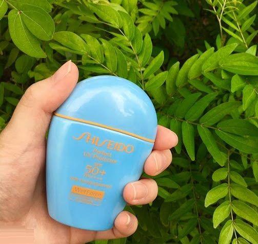 Kem chống nắng Shiseido Perfect UV Protector S dùng cho cả mặt và toàn thân