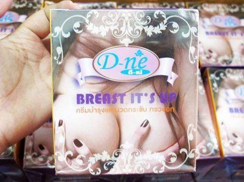 Kem nở ngực Thái Lan D-ne Breast it's up 400 gam 2