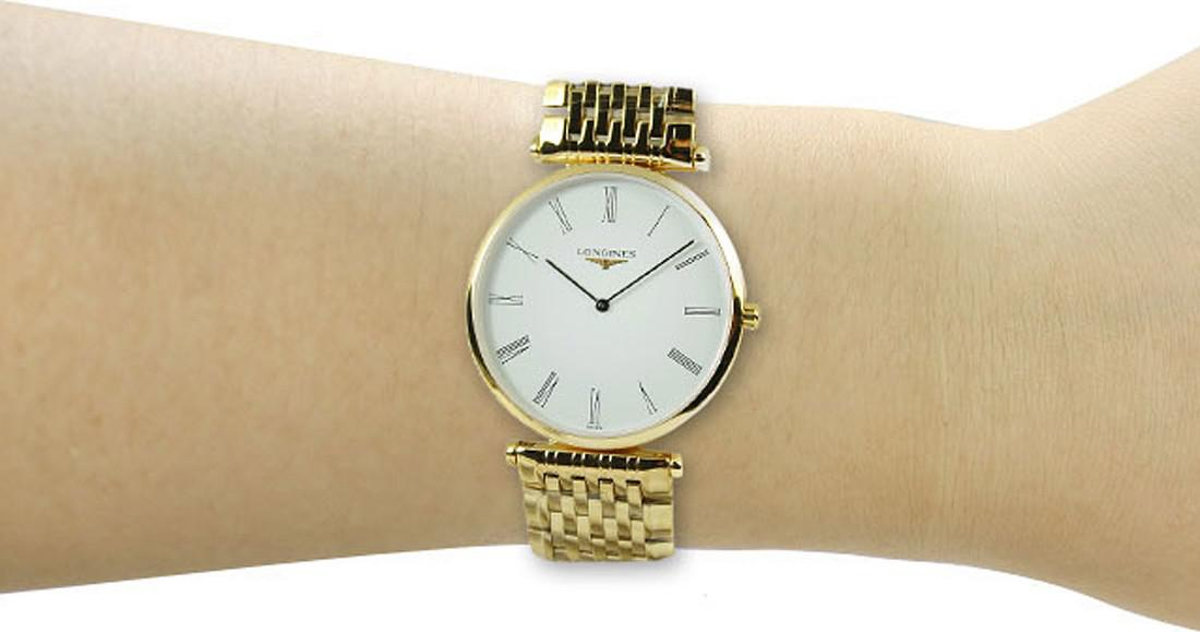 Đồng hồ Longines La Grande L4.709.2.11.8 Classicque Unisex 3