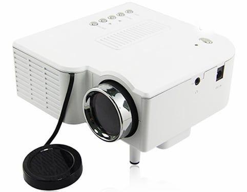 Máy chiếu bỏ túi Pro Mini Led Projector là một trong những sản phẩm có tính năng với công nghệ hiện đại