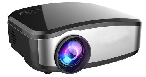 Máy chiếu BullPro BP250 là máy chiếu cầm tay có thiết kế gọn nhẹ