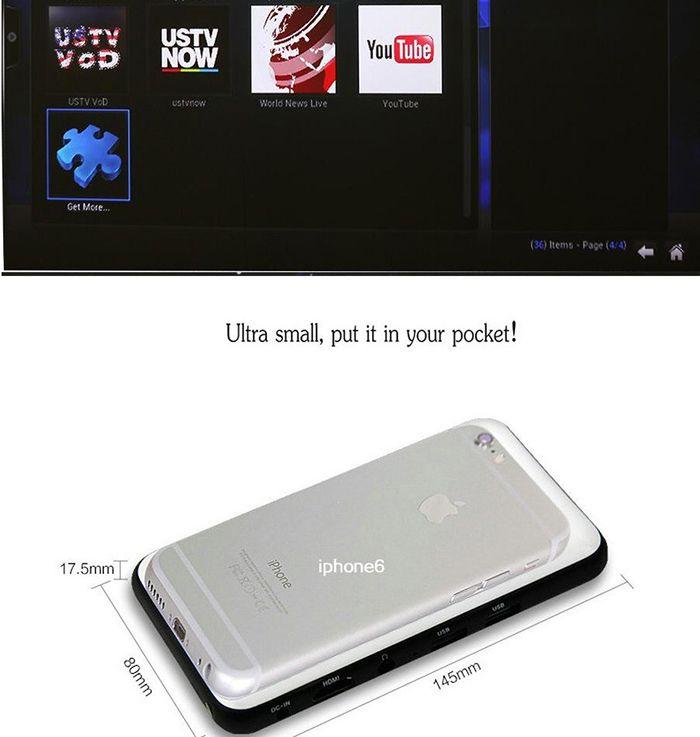 Máy chiếu Android M6 là chiếc máy chiếu thông minh