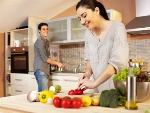 Nồi bếp từ giúp bữa ăn gia đình bạn thêm ngon miệng