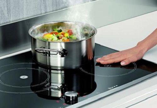 Nhiệt độ được phân bố đều nên thức ăn nhanh chín và ngon hơn