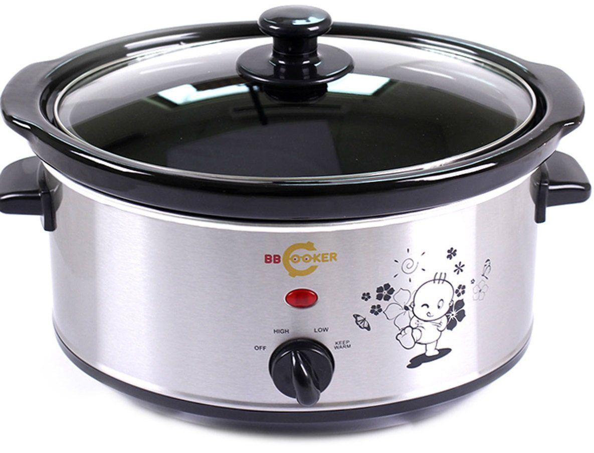 Nồi nấu cháo cho bé BBCooker đa năng Hàn Quốc 3.5L là một trong những sản phẩm hỗ trợ các mẹ chăm sóc các bé và gia đình hiệu quả
