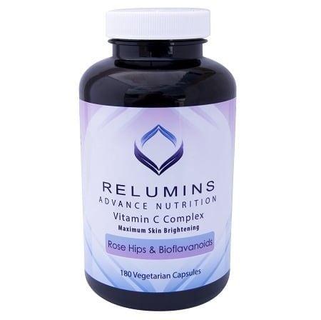 Viên Uống Hỗ Trợ Trắng Da Relumins Vitamin C Complex