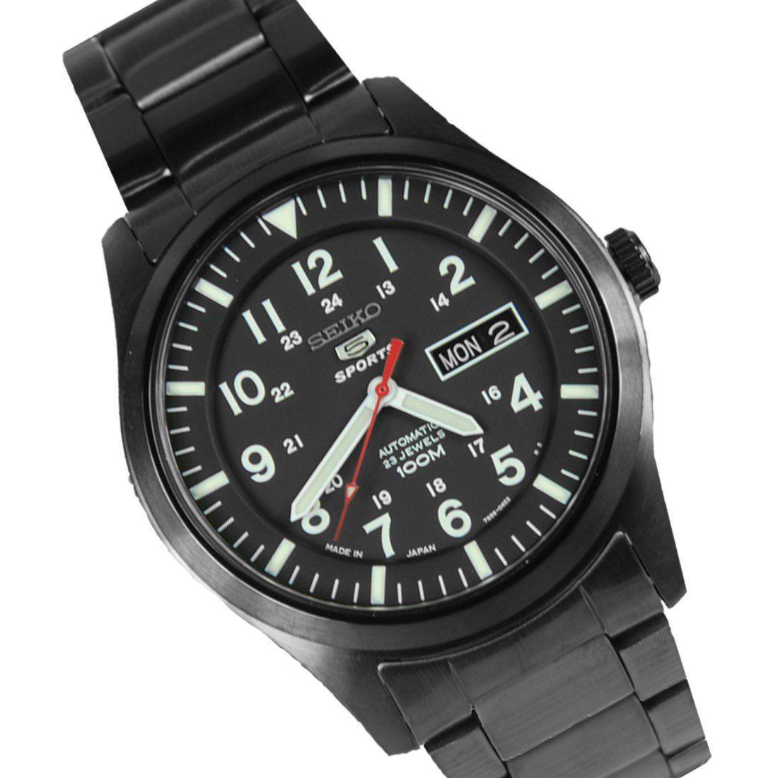 Đồng hồ Seiko SNZG17J1 dành cho nam giới 2