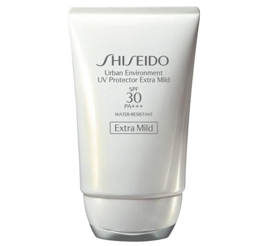 Kem chống nắng Shiseido Urban Environment UV Protector Extra Mild an toàn và hiệu quả