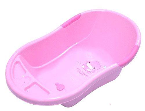 Chậu tắm cỡ lớn dành cho các bé được thiết kế chống trượt tối ưu
