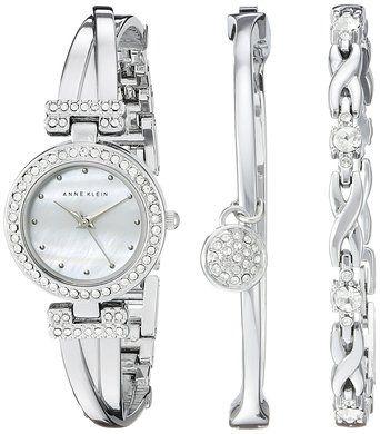 Đồng hồ Anne Klein AK/1869SVST cho nữ