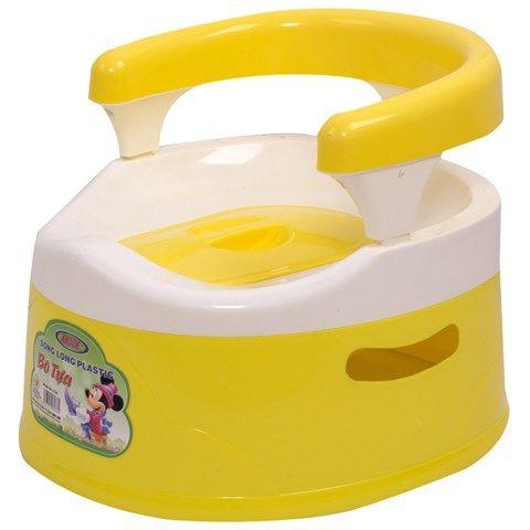 Bô cho bé đi vệ sinh Song Long màu vàng