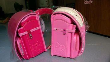Randoseru chính là mẫu cặp được thiết kế không gây hại đến cột sống trẻ em