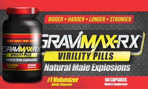 Viên uống hỗ trợ điều trị xuất tinh sớm Gravimax-rx