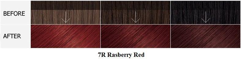 Màu 7R Rasberry Red