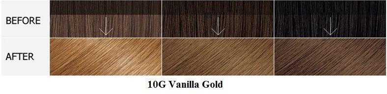 Màu 10N Vanilla Gold