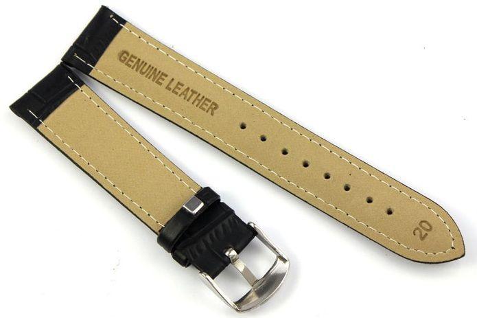 Thiết kế dây da mềm mại, ôm trọn cổ tay tạo cảm giác thoải mái