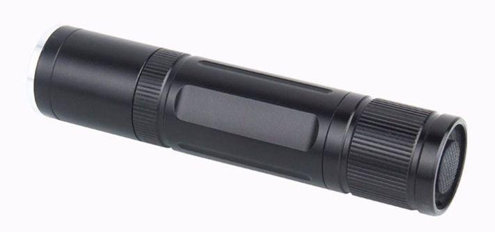 Đèn pin siêu sáng kiêm đèn soi tiền giả Depius W516 4
